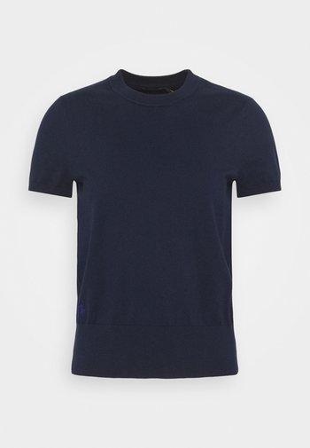 Basic T-shirt - bright navy