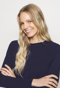 Anna Field - Long sleeved top - dark blue - 4
