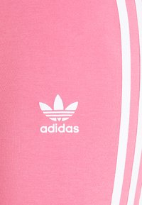 adidas Originals - STRIPES COMPRESSION - Leggings - Trousers - rose tone - 9