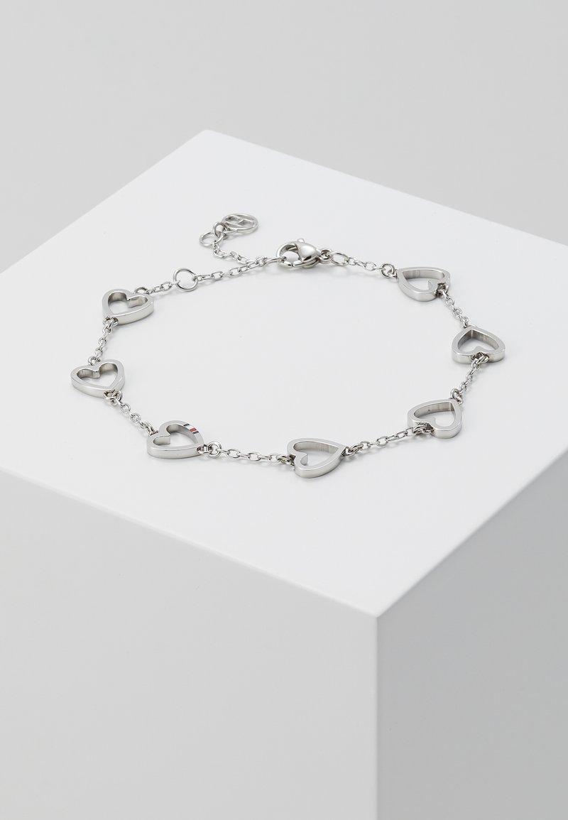 Tommy Hilfiger - DRESSEDUP - Bracelet - silver-coloured