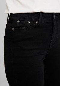 Noisy May - Jeans Skinny Fit - black denim - 6
