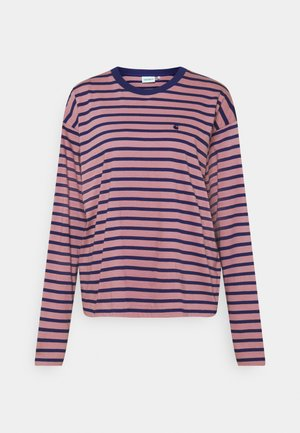 ROBIE  - Long sleeved top - malaga/space
