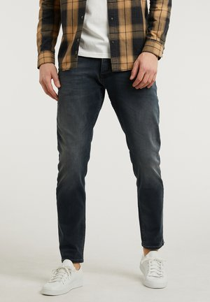ROSS ZAYDON - Jeans Tapered Fit - grey