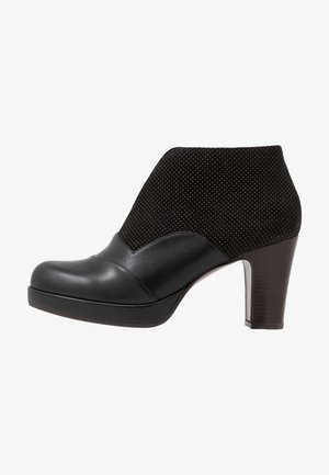 JUDEL - Ankle boots - black