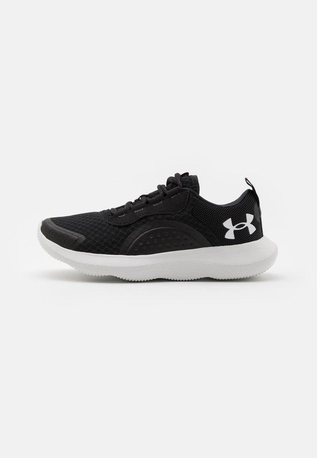 VICTORY - Zapatillas de running neutras - black/jet gray/white