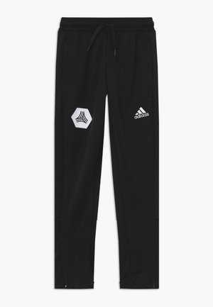 TAN PANT - Tracksuit bottoms - black
