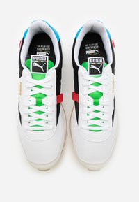Puma - FUTURE RIDER  - Sneakers basse - white/black - 5
