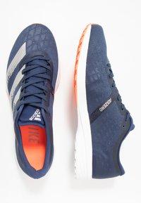 adidas Performance - ADIZERO RC 2 - Laufschuh Wettkampf - tec indigo/silver metallic/dash grey - 1