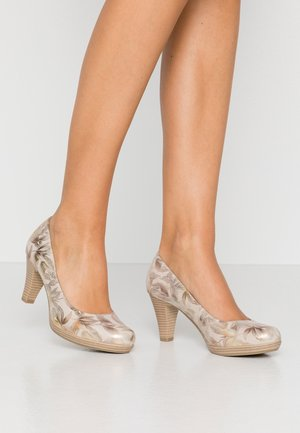 Zapatos de plataforma - dune