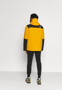 The North Face - MOUNTAIN LIGHT TRICLIMATE JACKET - Down jacket - citrine yellow/black - 2