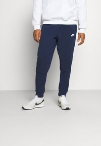 Nike Sportswear - MODERN  - Pantalon de survêtement - midnight navy - 0