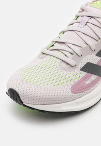 adidas Performance - SOLAR GLIDE 4 - Neutral running shoes - ice purple/grey five/signal green - 5