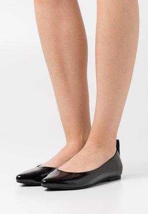 ONLANAS HEEL - Ballet pumps - black