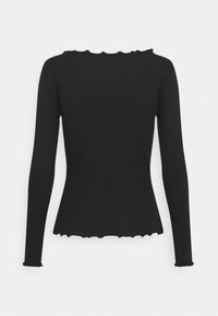 Even&Odd - Long sleeved top - black - 7