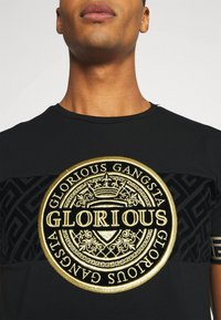 Glorious Gangsta - BOTTAGOT - T-shirt con stampa - black - 5