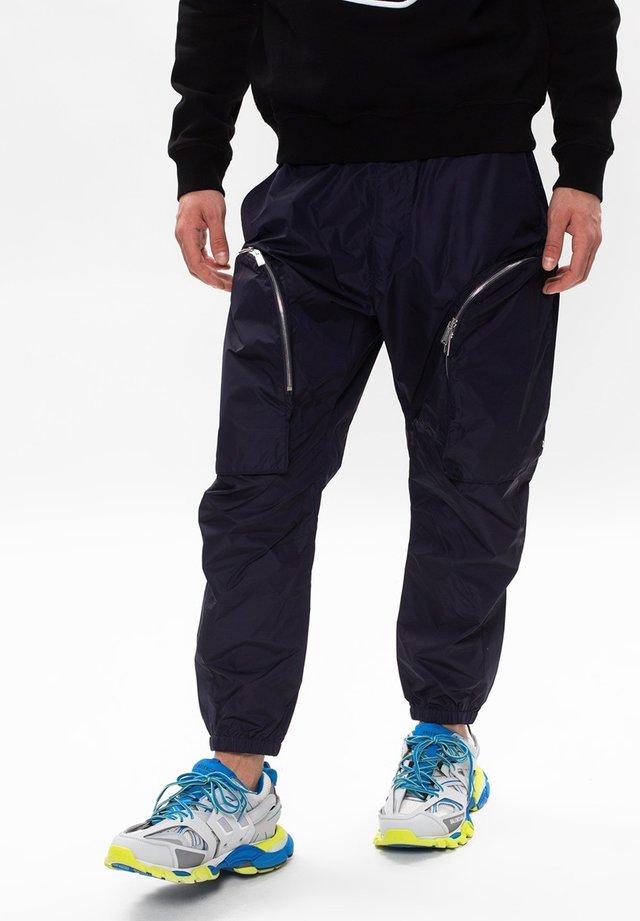 Cargo trousers - dunkelblau