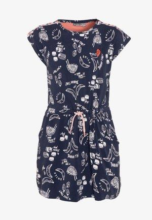 LEELA - Žerzejové šaty - mood indigo