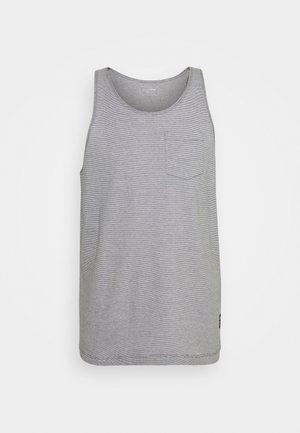 Top - tarmac grey