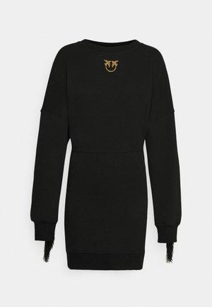 METROLOGIA DRESS - Robe d'été - black