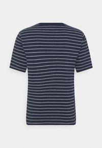 Patagonia - POCKET TEE - T-shirt med print - new navy - 1