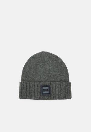 PULL ON HAT UNISEX - Beanie - grey marl medium