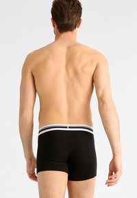 Puma - BASIC 2 PACK - Panties - black - 1