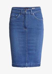 Salsa - RÖCKE SECRET  - Pencil skirt - blue - 4