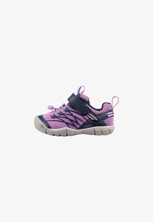 CHANDLER  - Trainers - african violet/navy
