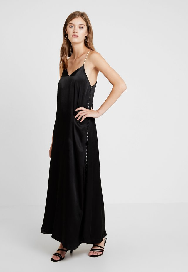 LONG DRESS - Maxikjole - black