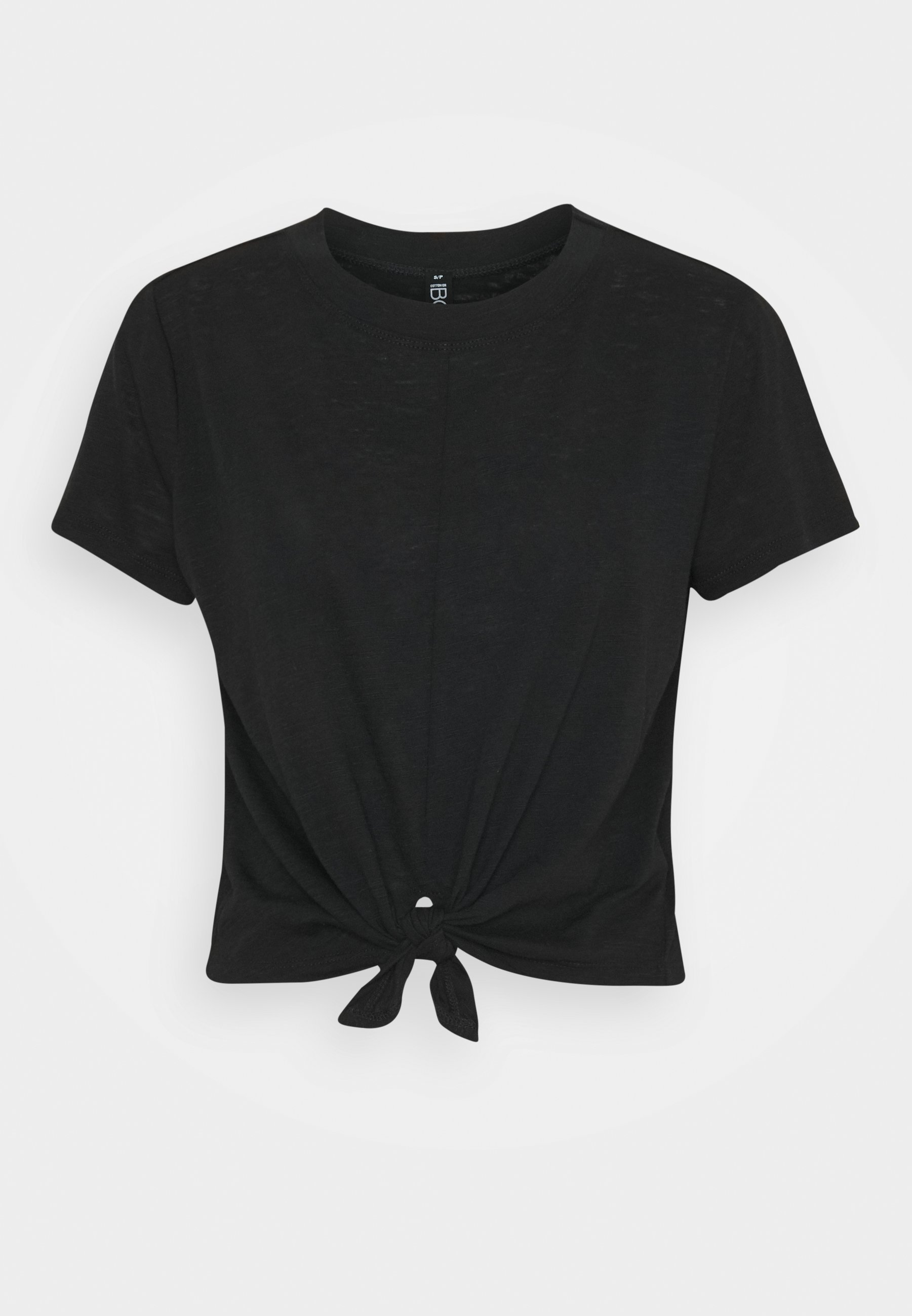 Damen LIFESTYLE TIE UP - T-Shirt basic