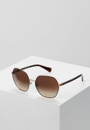 Sonnenbrille - gradient brown