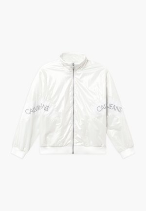 IRIDESCENT JACKET - Light jacket - white