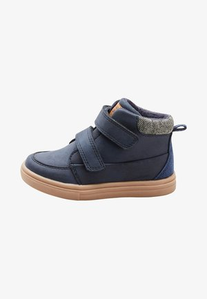 CHUKKA - Baby shoes - blue