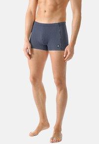 Mey - LOUIS - Swimming shorts - yacht blue - 0