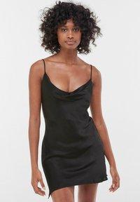 Bershka - Cocktail dress / Party dress - black - 0