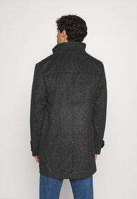 TOM TAILOR - COAT - Classic coat - dark grey - 2