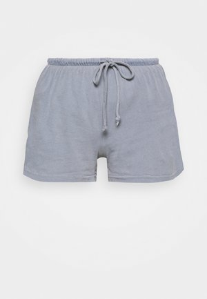 VEGIFLOWER - Shorts - bleu gris