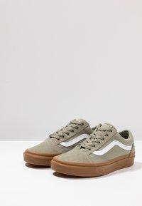 Vans - OLD SKOOL - Sneakers laag - laurel oak - 2