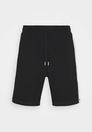 UMLB-EDDYSHORTS - Pyjamasbyxor - black