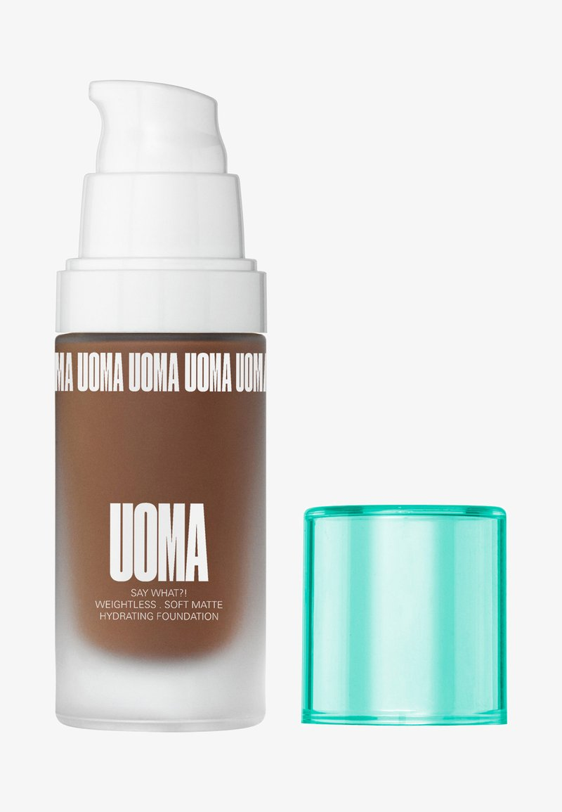 UOMA - SAY WHAT?! FOUNDATION - Foundation - t2c black pearl