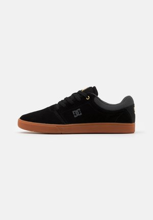 CRISIS - Skate shoes - black/grey