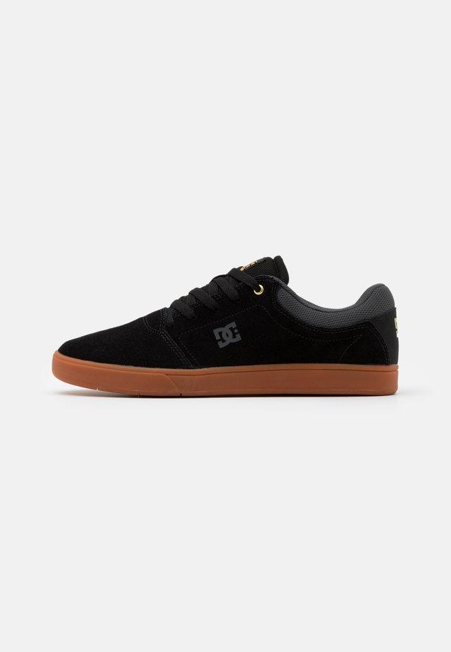 CRISIS - Chaussures de skate - black/grey