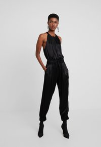 10DAYS - WIDE PANTS - Trousers - black - 1