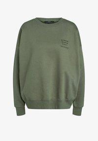 SET - STATEMENT - Sweatshirt - ivy green - 4