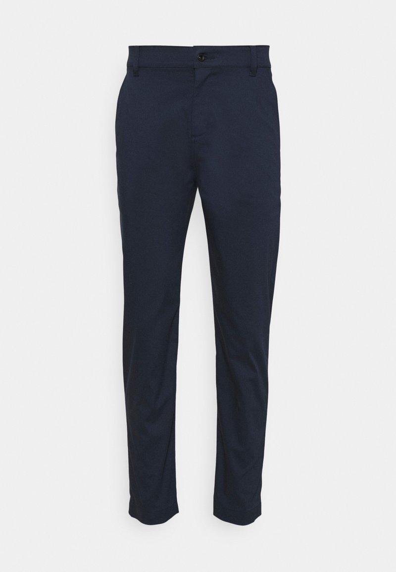 Nike Golf - SLIM PANT - Pantaloni - obsidian