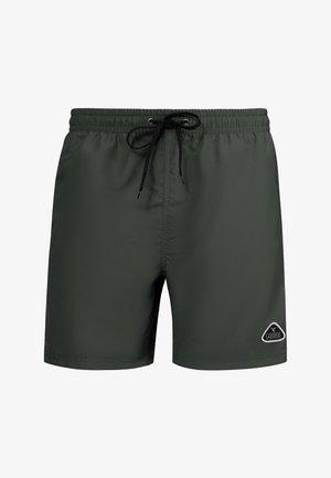 Swimming shorts - titatnium/lightgreen