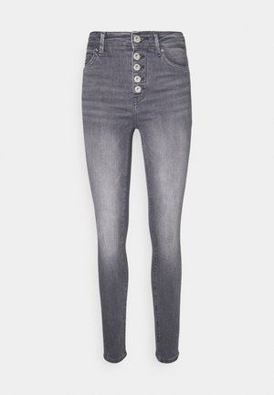 ONLHUSH LIFE  - Jeans Skinny Fit - grey