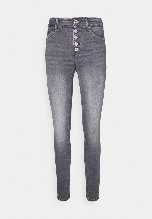 ONLHUSH LIFE  - Jeans Skinny Fit - grey