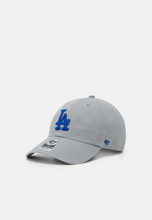 LOS ANGELES DODGERS CLEAN UP UNISEX - Cap - grey