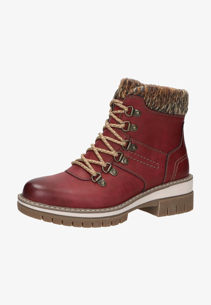 Bama - Ankle boots - bordeauxrot 51